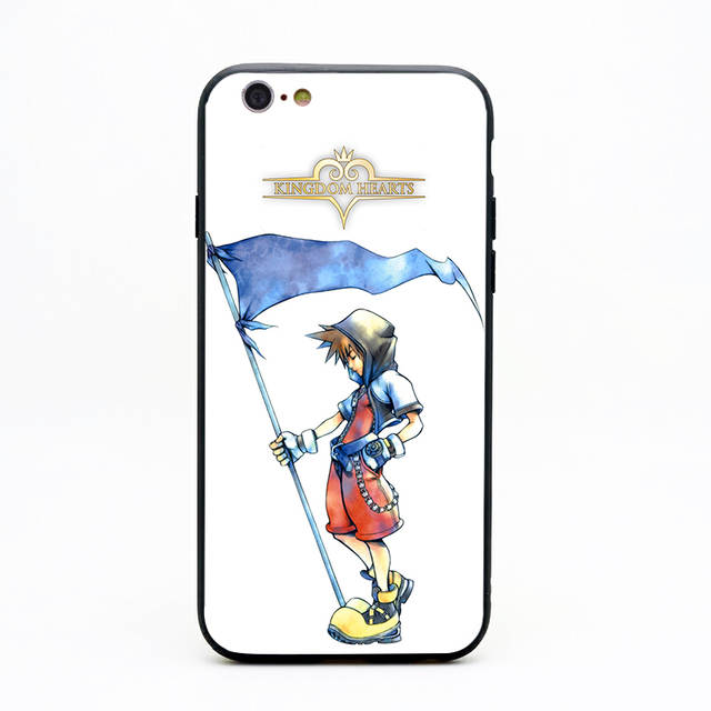 Sora noir Kingdom iphone case