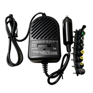 With 8 Ports Computer PC 15 ~ 24 V Power Adapter For Laptop