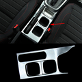 2016 New ABS Car Styling Front Cup Holder Panel Sequins For Suzuki Vitara 2016 Car Accessories Decoration Sequins