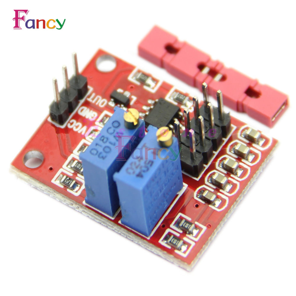 NE555 Pulse Frequency Duty Cycle LM358 Adjustable Module Square Wave Signal Generator Upgrade Version adjustable ne555 pulse frequency adjustable module duty cycle module square wave signal generator diy kit