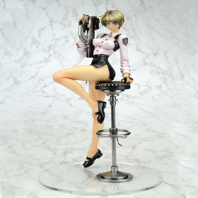 Sexy Anime Figure Classic Toy Brinquedos Anime Figure Sexy Model Arcadia PIECES 2 Cyril PVC Action Figure Collection Toy warlight air ire exp