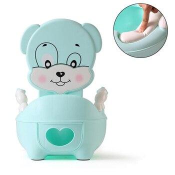 Portable Baby Potty Multifunction Baby Toilet Car Potty Child Pot Training Girls Boy Potty Kids Chair Toilet Seat Children's Pot 11