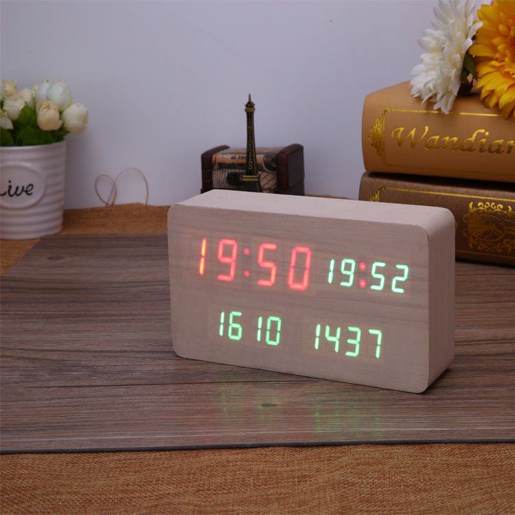Mosque Prayer Clock Free shipping muslim holy quran islamic gifts