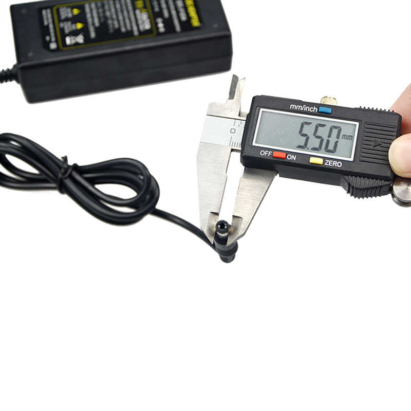 12 В постоянного тока адаптер питания переменного тока 100-240 В вход 1A 2A 3A 5A 6A 8A зарядное устройство конвертер переключения 5.5mmx 2,1-2,5 мм с ЕС США Великобритания разъем