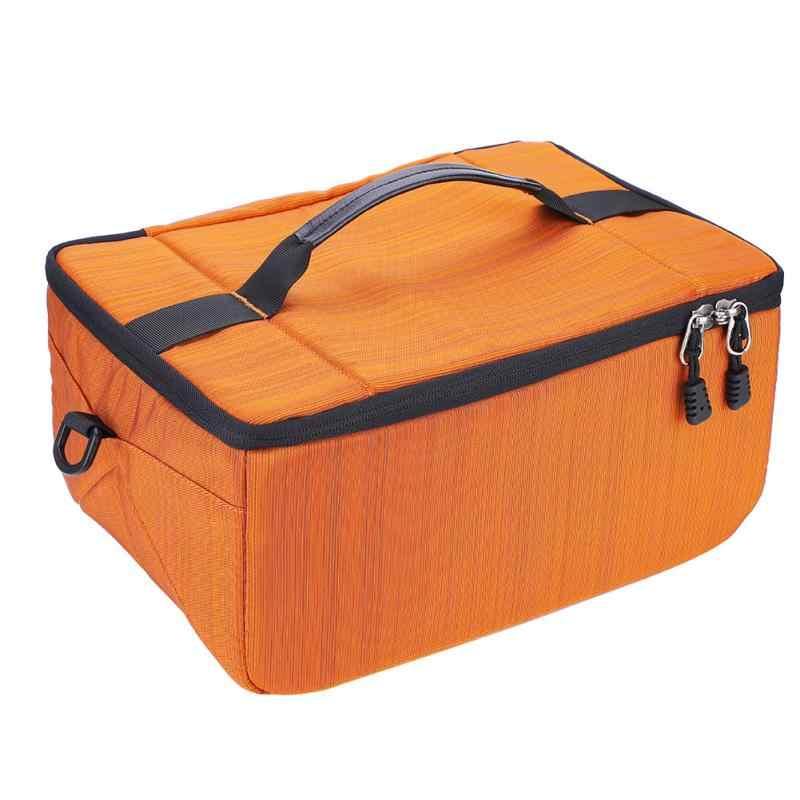 Pochette de protection Orange étanche avec poignée de séparation