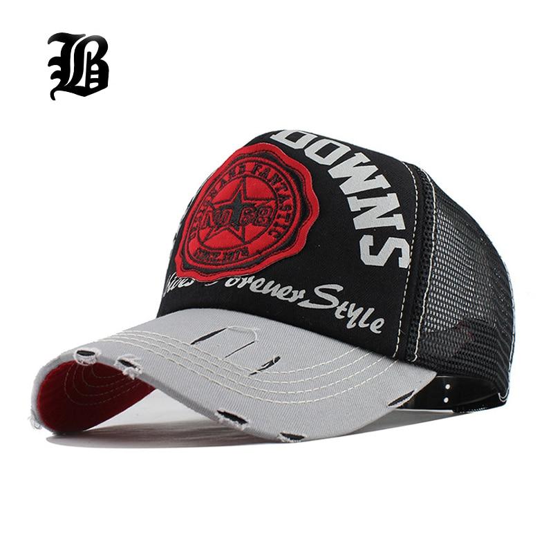 Snapback-Hats Baseball-Cap Trucker-Cap Bone-Girl Women FLB Summer Casquette Embroidery