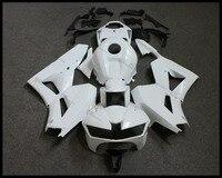 Motorcycle ABS Unpainted White Fairing Kit For Honda CBR600RR CBR600 RR CBR 600RR F5 2013 2014