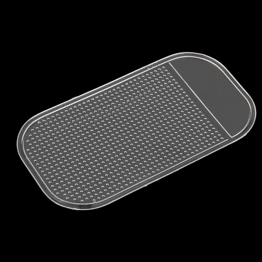 Silicone Anti-Slip Non-Slip Mat Car Dashboard Sticky Pad Mount Holder for Cell Phone Vehicle GPS Holder Interior Accessories wireless car charger for dashboard holder mount non slip silicone universal mat stand devices anti slip mobile phone holder