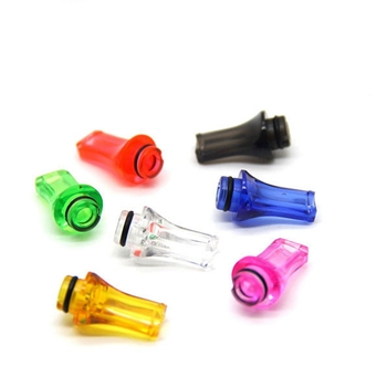 1pc Flat Drip Tip 510 For V8 Baby Tank Electronic Cigarette 510 RDA RTA Atomizer Vape Mouthpieces image