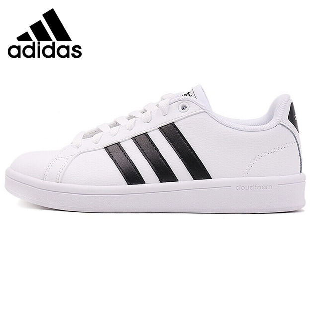 size 40 e2ede 04589 Original New Arrival 2018 Adidas NEO Label CF ADVANTAGE Women s  Skateboarding Shoes Sneakers-in Skateboarding from Sports   Entertainment  on Aliexpress.com ...