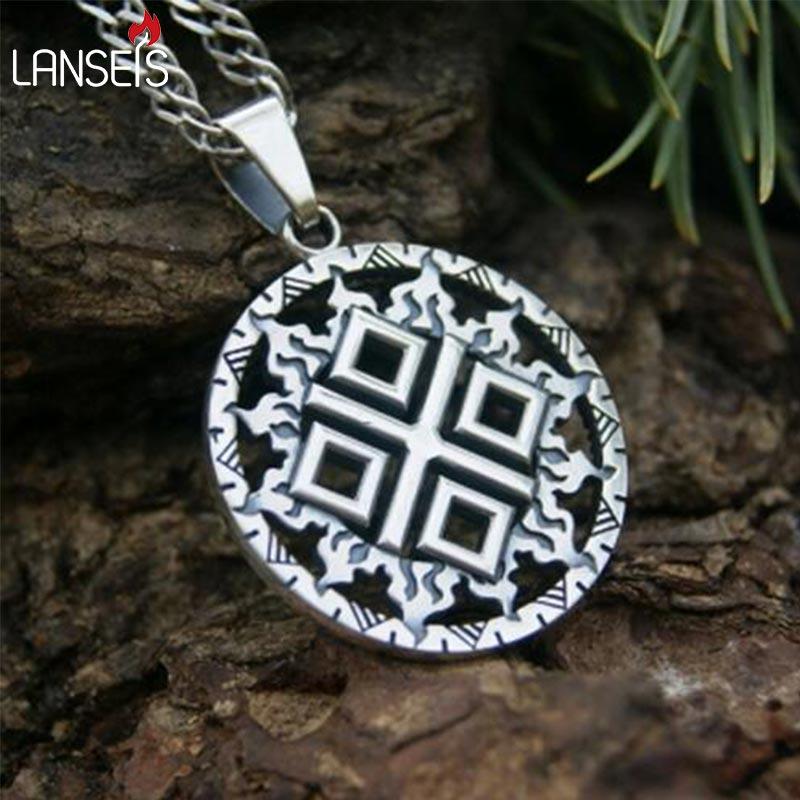 1pcs Makosh Goddess Amulet Slavic Main Goddess Slavic Symbol