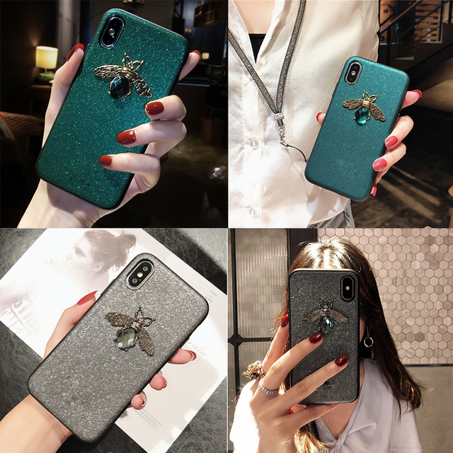 89f436daa3b ... Gucci cover for iphone 6 6S 7 8 plus X XR XS Max ...