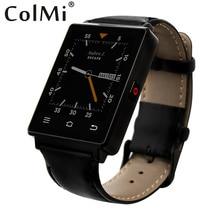 ColMi VS106 Smartwatch Android 5.1 Чсс Трекер Часы MTK6580 1 Г RAM 8 Г ROM 450 мАч Батареи GPS WI-FI Smart Watch