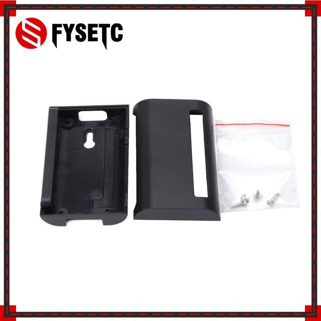 2pcs Demo Board Accessories ABS Enclosure Protective Case Shell Cover for Raspberry Pi Zero W / Pi Zero