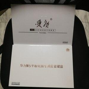 Image 5 - Huawei Offical 100% Original Huawei MediaPad M5 Pro10.8 inch Case Keyboard Leather Stand Flip Cover Huawei Mediapad M5 Keyboard
