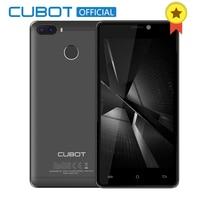 Cubot H3 Fingerprint 5 0 HD MT6737 Quad Core 3GB RAM 32GB ROM Smartphone Dual Back