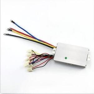 48V 1000W Electric Bicycle Brush Speed Motor Controller E-bike Scooter US