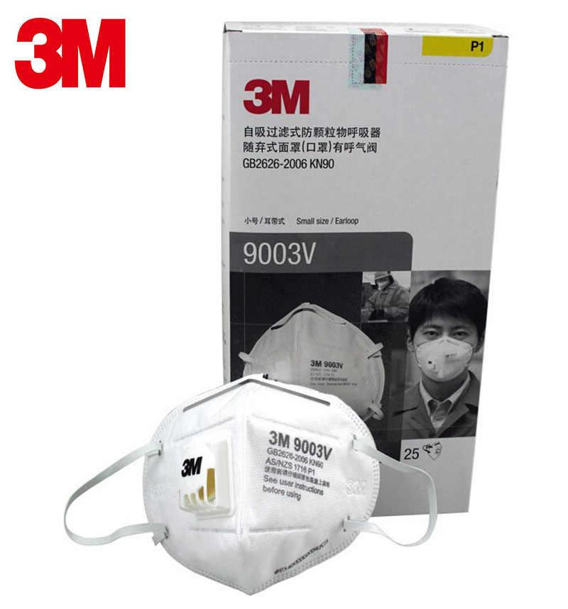 masque anti poussiere 3m enfant
