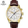 2016 OCHSTIN Esporte Relógio Cronógrafo De Quartzo Dos Homens Top Marca de Luxo Relógios De Pulso Dos Homens Relógio dos homens relógio de Pulso Masculino Relogio masculino