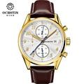 2016 OCHSTIN Sport Chronograph Quartz Watch Men Top Brand Luxury Wrist Watches Men Clock Men's Wristwatch Male Relogio Masculino