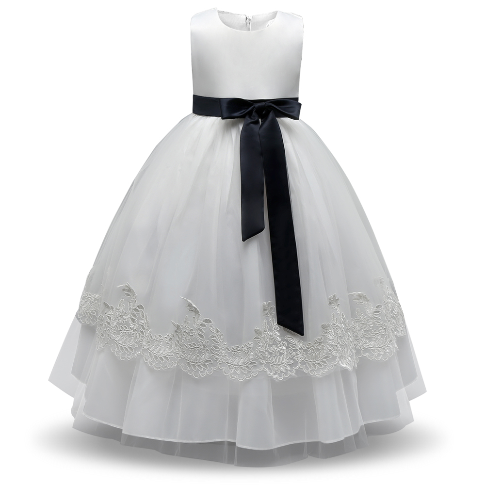 Formal Baby Girl Dress Evening Prom Gown New Designs Kids