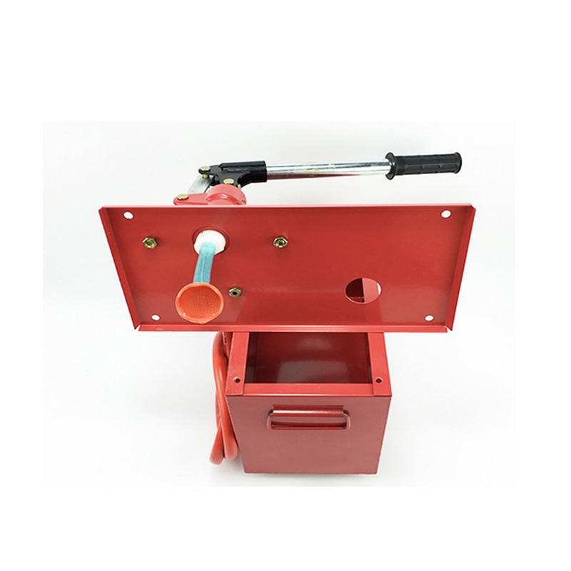 10L Cast Iron Manual Water Pressure Test Pump