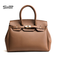 Large Vintage Women Handbags Luxury Brand Soft Leather Ladies Messenger Bags Women Retro Shoulder Bags Top Handle Tote Bag Sac