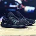 Times New Roman Nueva Llegada Tela de Algodón De Goma Transpirable Solid Casual Zapatos Hombres Zapatillas Deportivas Mujer