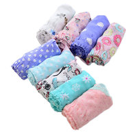 SCECENT 6pcs Kids Panties Hot Casual Cotton Lace Children's Underwear Lovely Cartoon Printing Girls Baby Bread Pants Briefs