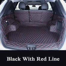 купить For Hyundai IX25 Creta 2014-2019 Car Boot Mat Rear Trunk Liner Cargo Floor Carpet Tray Protector Accessories Mats по цене 7919.11 рублей