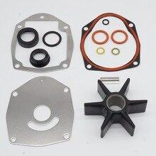 Новый OEM Водяной насос крыльчатки Ремкомплект для Mercury Mercruiser 47-43026Q06 47-8M0100526