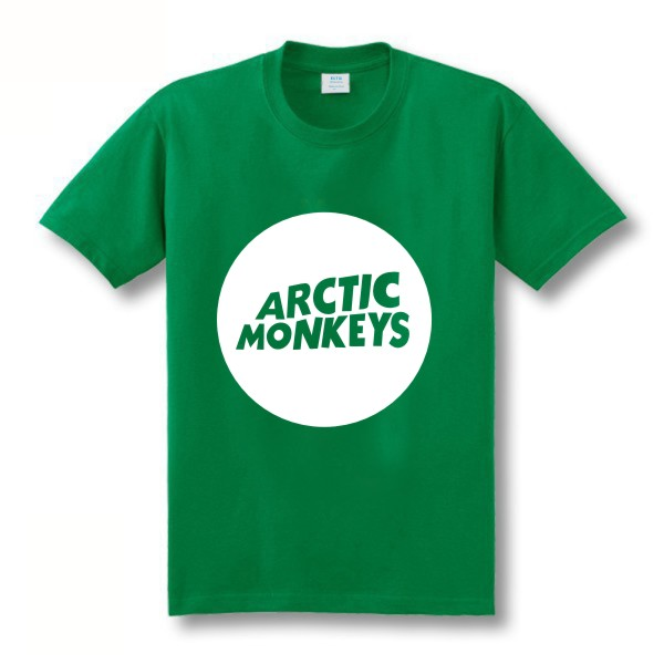 Zweite Tötung Arktische Affen Druckt-shirt Männer Kurzhülse 100% - Herrenbekleidung - Foto 6