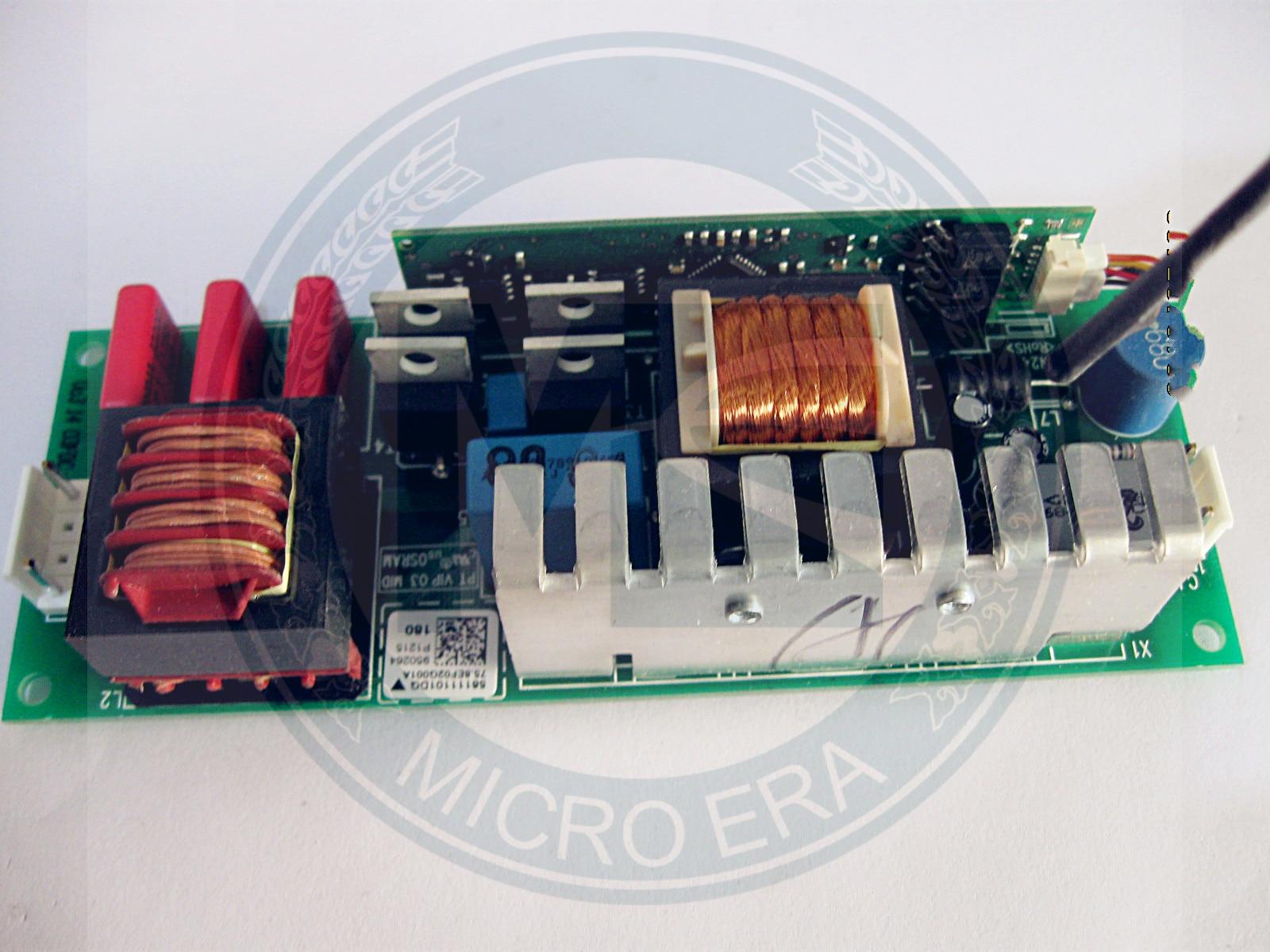 схема блока питания жк монитора асер 1716