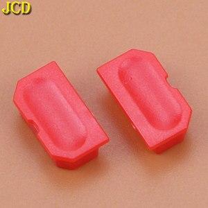 Image 5 - Jcd 2 個 13 色ダストカバー用ギガバイトゲームコンソールシェルダストプラグプラスチックボタン dmg 001