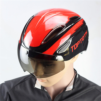 2018 bicycle helmet with windproof lens helmet size L Cycling Helmet ultralight Mountain bike Road helmet