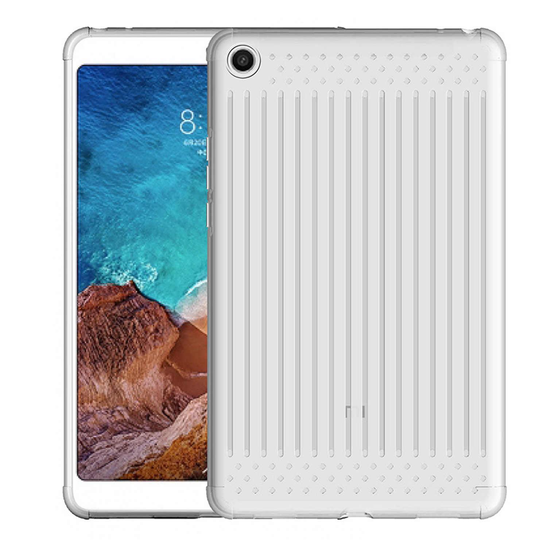 Besegad funda suave para Tablet funda protectora de piel ultrafina para Xiaomi Xiao mi Pad 4 mi pad4 2018 8 pulgadas