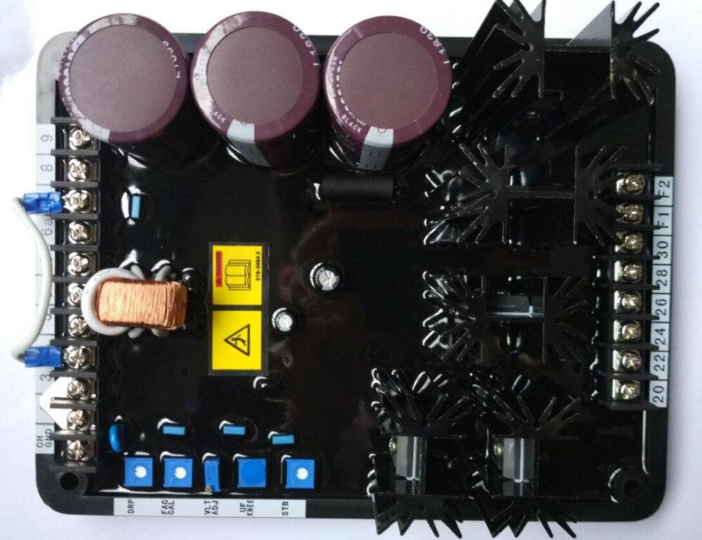 Régulateur automatique de tension avr VR6, conseil Régulateur, alternateur avr VR6 K65-12B/K125-10B