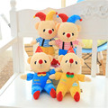 Baby Kids Soft Plush Toys Colorful Teddy Bear Stuffed Animal Doll Toy Gift For Birthday Pacify Plush Hold Doll Party Decor Doll