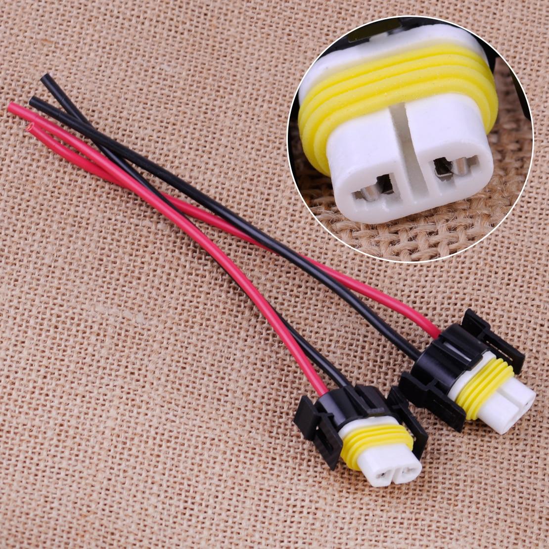 DISCOVERY 04/> H7 Headlamp 12v H7 2 Pin Bulb Holder Headlight Wiring Loom