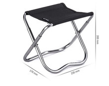 Naturehike Outdoor Fishing Chair Folding Travel Chair Outdoor Foldable Stool Portable Chair Outdoor Furniture