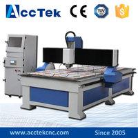 1325 CNC router for cutting polyethylene, PVC, UV printing, CNC automatic edge searching machine