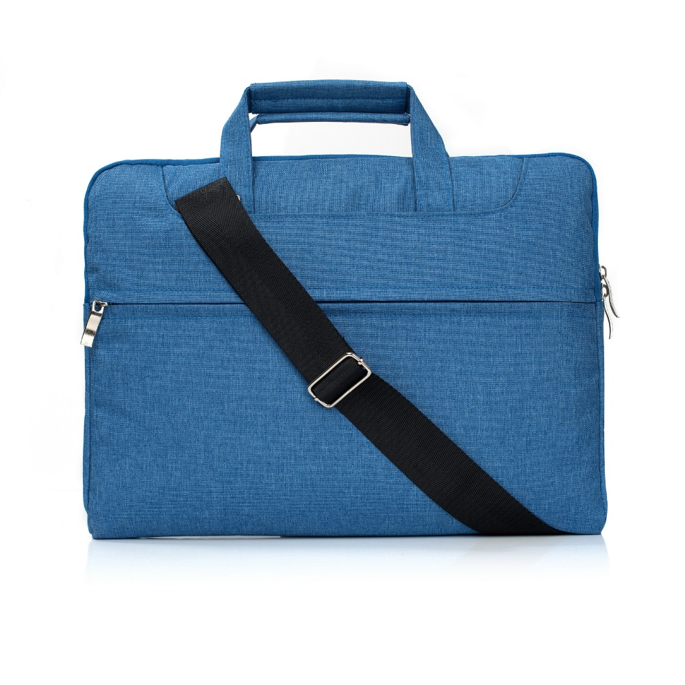 Image 5 - Laptop Bag Case For Apple Macbook Air,Pro,Retina,11,12,13,15 inch laptop Bag. New Air 13.3 inch  Pro 13.3 handbag Denim bag-in Laptop Bags & Cases from Computer & Office