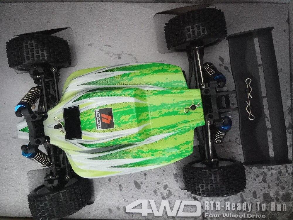 Professionnel 70 km/h 1:18 RC voiture RC Buggy haute vitesse A959-B/A979-B est A959/A979 version de mise à niveau 2.4G 4WD camion radiocommandé