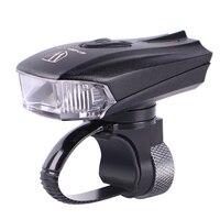La roue Vélo Head Light Vélo Intelligente LED Avant Lampe USB Rechargeable Vélo Avertissement de Sécurité lampe de Poche Lumière Capteur