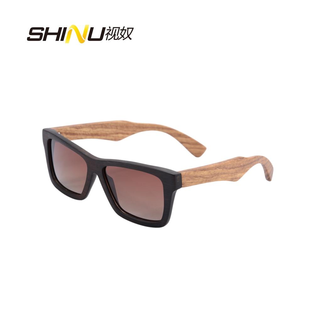 Purely Handmade Wooden Glasses Women Men Polarized Sunglasses Vintage - Apparel Accessories - Photo 1
