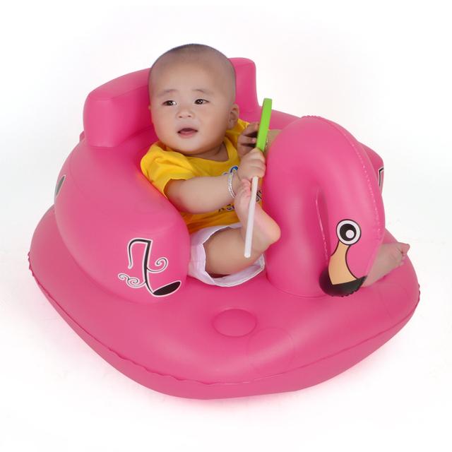 Bebê sofá insuflação de ar, bebê cadeira multifuncional cadeira de jantar criança/lavagem cadeira cadeiras da cisne BBZY005