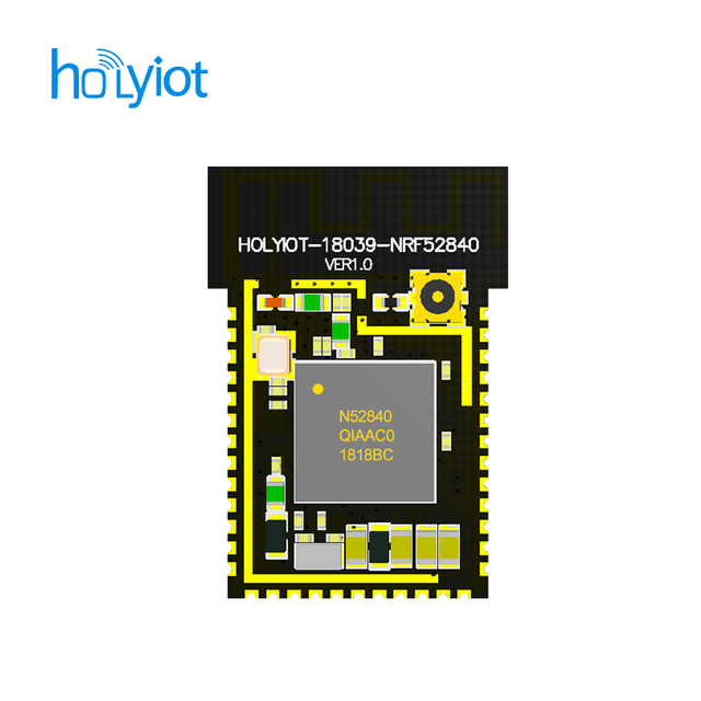 US $8 0 |Nordic nRF52840 module Bluetooth low energy long range 500 meters  bluetooth 5 0, PCB & IPX Antenna -in Home Automation Modules from Consumer