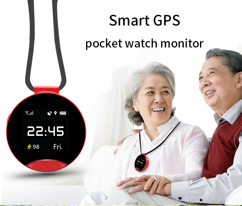 Original ZGPAX 2018 GPS Smart Watch Anti Lost for Elderly Real time Chatting Tracking SOS Global