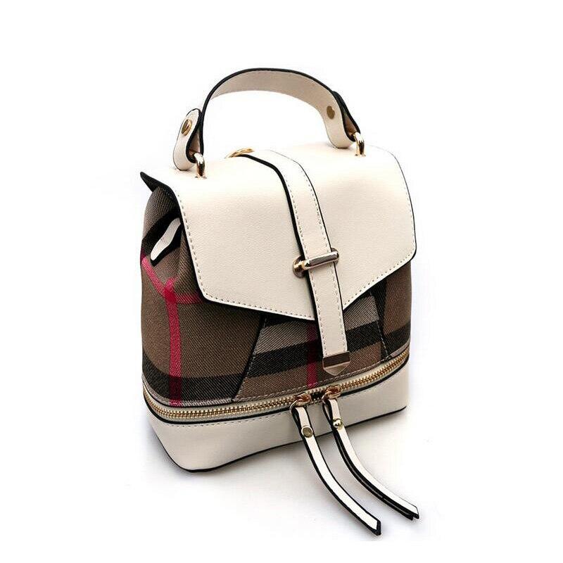 w Arrival Women Small Backpack 2016 PU Leather Women Backpack Casual School Bag Travelling Mochila Feminina
