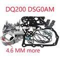 Горячие толщиной 4,8 мм DSG DQ200 0 0AM325066AE 0AM325066R накапливаться Корпус для Audi Skoda 7 Скорость 0AM325066AC 0AM325066C